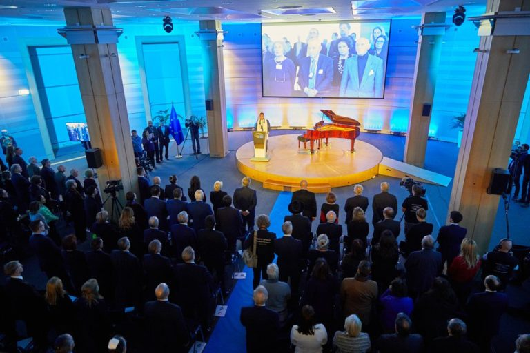 International Holocaust Commemoration Day Ceremony at the European Parliament 2019